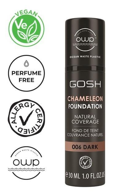 GOSH Chameleon Foundation...