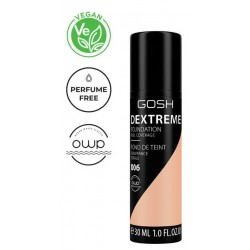 GOSH Dextreme Full Coverage Foundation 30 ml - 006 Sand