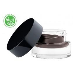 3IN1 Hybrid Eyes Eye Shadow, Eye Liner, Brows - 006 Black