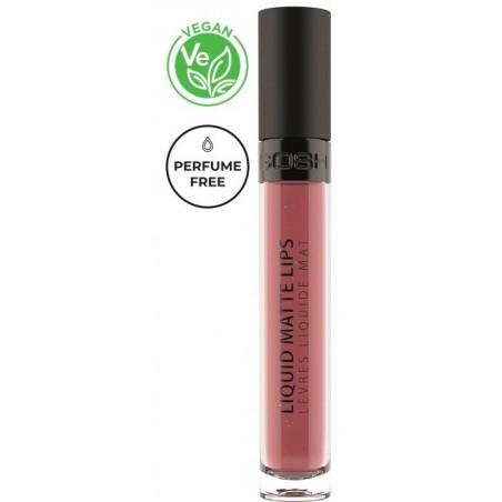 Liquid Matte Lips 003 Nougat Fudge 4ml