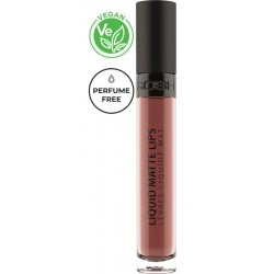 Liquid Matte Lips 007 Nougat Crisp 4ml