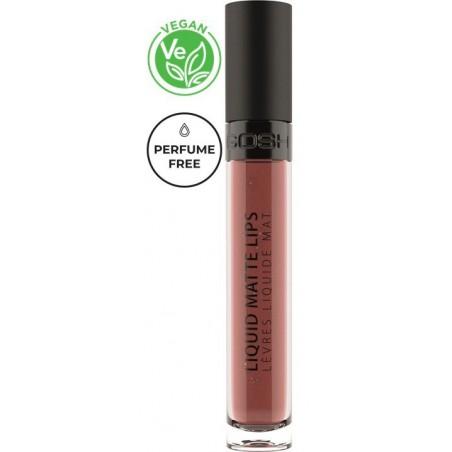 Liquid Matte Lips 007 Nougat Crisp 4ml