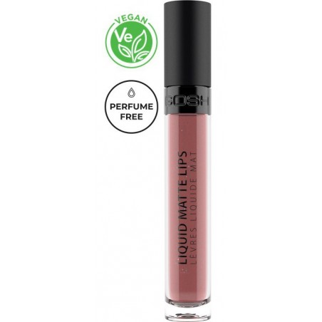 Liquid Matte Lips 010 Stay Nude 4ml